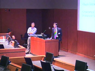 Picture from Medical Student Research Forum - 8th Annual video