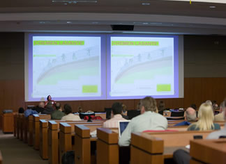 Picture from Infectious Diseases: 2007 Global Health Symposium video