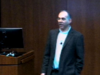 Picture from Population Health Sciences Seminar Series video