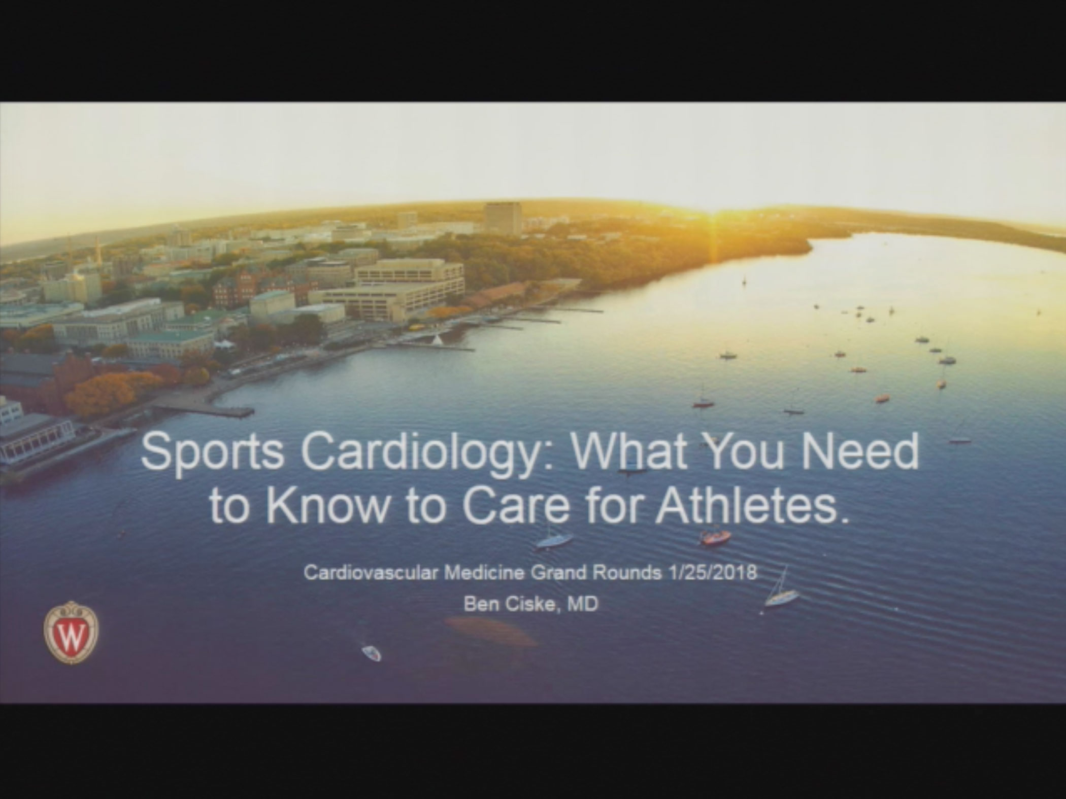 Picture from Sports Cardiology: What You Need to Know to Care for Athletes video