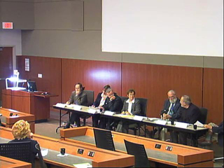 Picture from European Union Panel Part Two