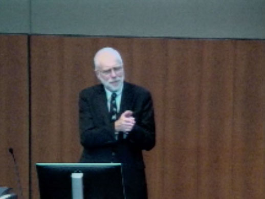 Picture from Pediatrics Grand Rounds with Philip Fischer, MD video