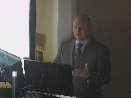 Picture from 6/17/2019 Transplant Grand Rounds, Adam Gracon, MD, Continuous Quality Improvement:  National Surgical Quality Improvement Program (NSQIP) Transplant video
