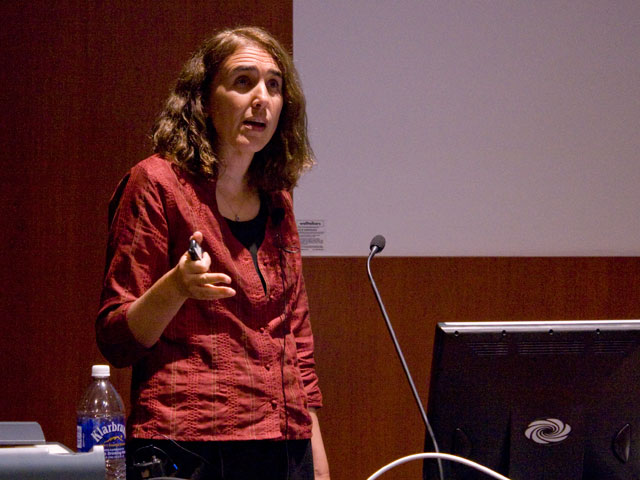 Picture from 2012 Shapiro Program - Guest Lecture by Anna Huttenlocher, MD video