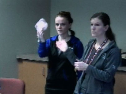 Picture from Geriatrics Core Lecture: Madison VA Wound Care video
