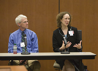 Picture from Overview of Clinical Research Career: Panel of Physician Scientists