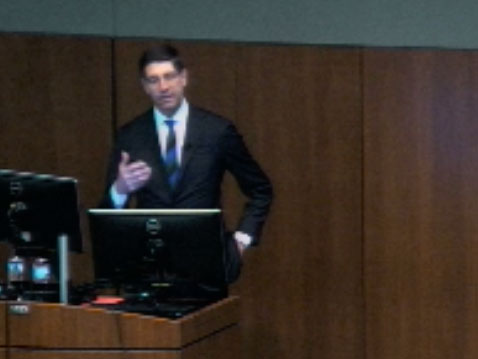 Picture from 1/14/2019 Transplant Grand Rounds, Stuart J. Knechtle, MD, Transplant Function in a Threatening Environment: Strategies Ready to Implement video
