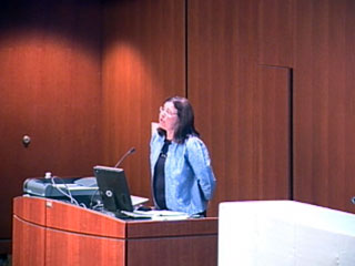 Picture from Bioethics Symposium Welcome Part II video