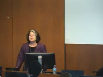 Picture from 2015 Bioethics Symposium Introduction and Essay Contest video