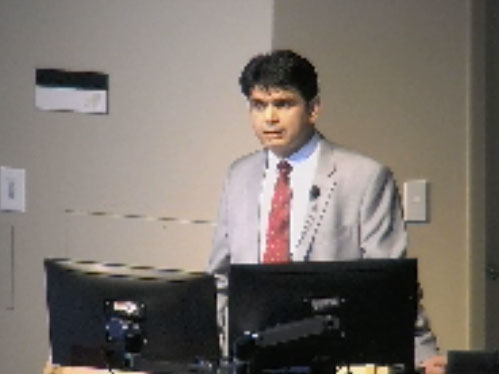Picture from 10/21/2019 Transplant Grand Rounds, Muhammad Mujtaba, MD Allosure Sponsored by CareDx