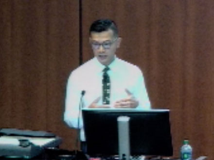 Picture from Pediatrics Grand Rounds - Vu Trieu Nguyen, MD video