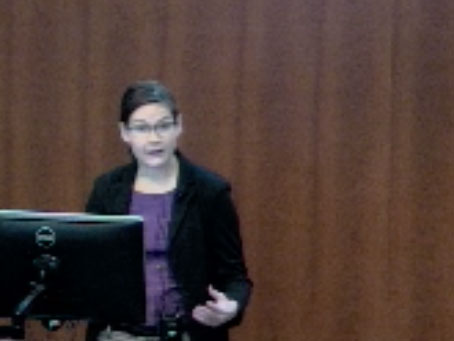 Picture from Department of Pediatrics Grand Rounds - Dr. Osborn video