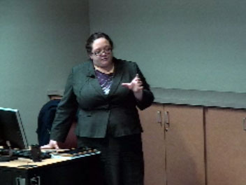 Picture from GPAM Seminar-Ellen Selkie video