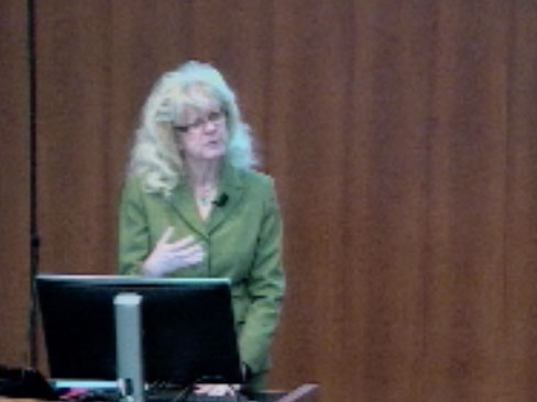 Picture from Pediatrics Grand Rounds - Janet Serwint, MD video