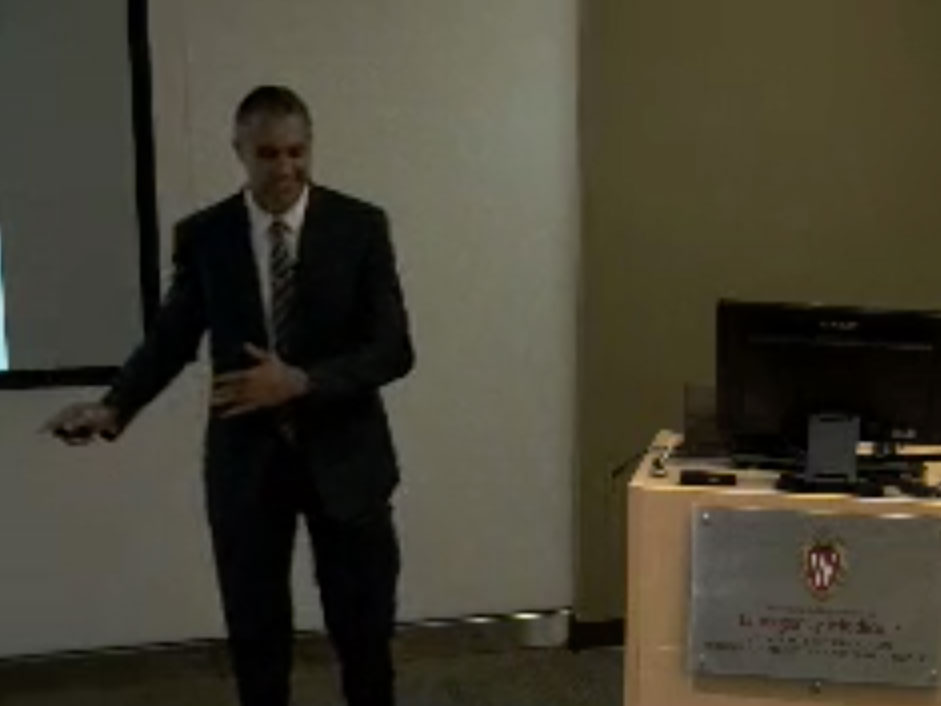 Picture from VIP Grand Rounds video