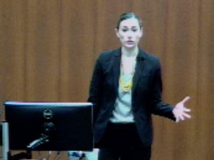 Picture from Sandra Sulzer Academic Presentation video