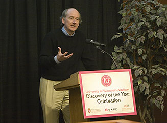 Picture from Discovery of the Year Celebration: Honoring James Thomson