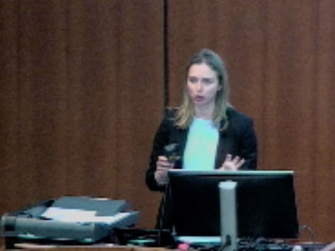 Picture from Pediatric Grand Rounds - Chani Traube, MD video