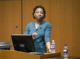 Picture from Health Disparities: Cultural Considerations for African American Women video