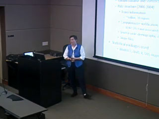 Picture from Bayesian Spatial and Temporal Distribution of the Risk of Campylobacteriosis Associated with Travel in New Zealand video