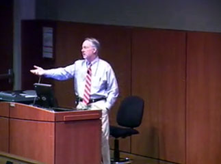 Picture from Ophthalmology Grand Rounds - Barney video