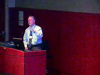 Picture from Dept. of Ophthalmology and Visual Sciences Grand Rounds - Barney video