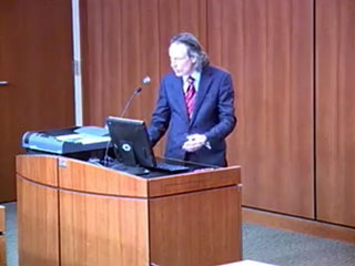Picture from Division of Transplantation Grand Rounds video