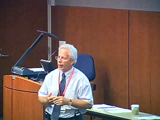 Picture from Geriatric Workshops - The 3 Ds and Sleep: Assessment and Pharmacologic Challenges video