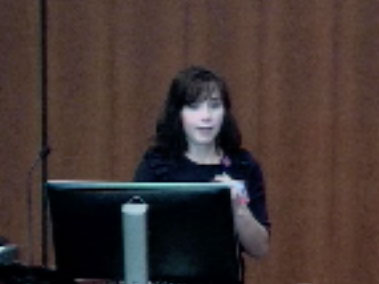 Picture from Pediatrics Grand Rounds - Cystic Fibrosis Quality Improvement Team video