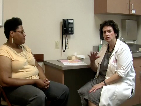 Picture from Patient Interview: Complete Interview