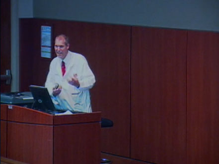 Picture from Community Urologic Education Series (CUES) - Men's Urologic Health 2014 video