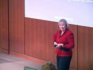 Picture from Littlefield Leadership Lecture - 12th Annual video