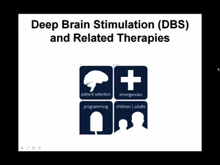 Picture from Components of DBS, Challenges with Programming and How the Brain Responds to DBS video