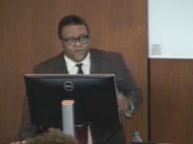 Picture from The Status of Black Healthcare Professionals video