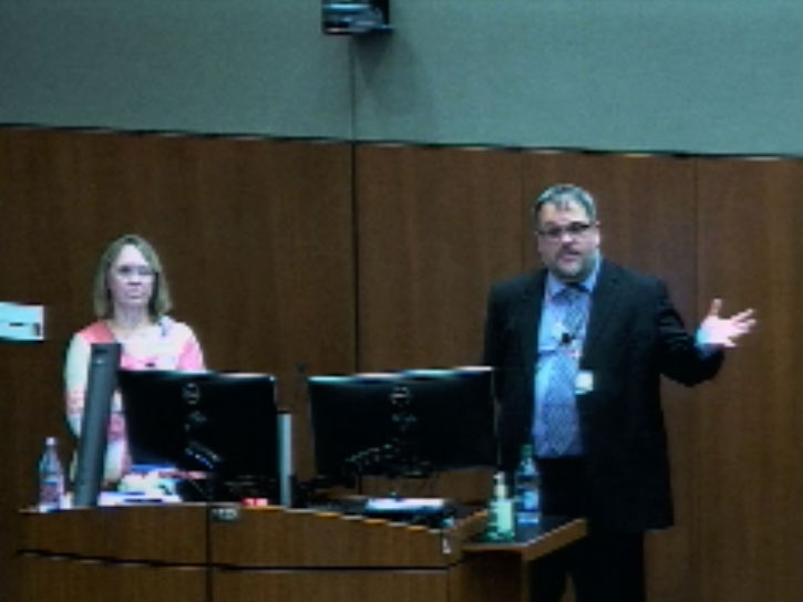 Picture from Ob-Gyn, Grand Rounds, Robert Ebbe, JD, CPHRM and Jan Haedt, BS, RN, CPHRM, Disclosure Discussions in the Clinical Setting video