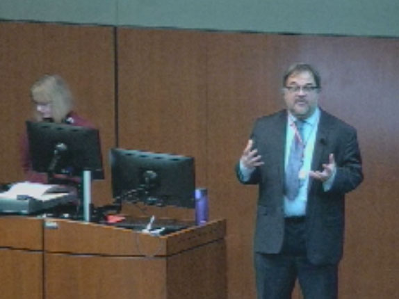 Picture from Department of Pediatrics Grand Rounds - Ebbe and Haedt video