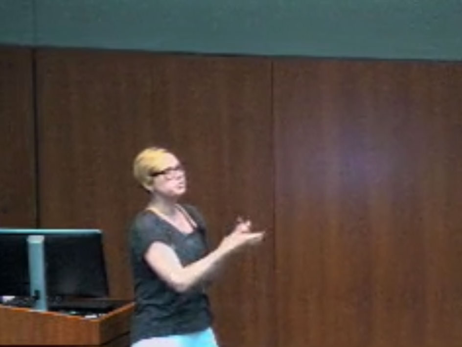 Picture from UW Madison PA Program General Information Session video