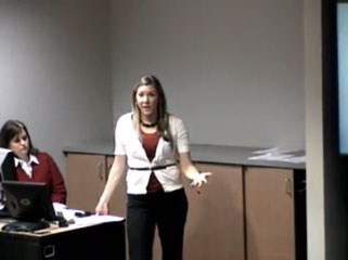 Picture from Go Red For Women Training video