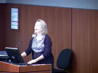 Picture from SoN Graduate Nursing Programs Info Session video