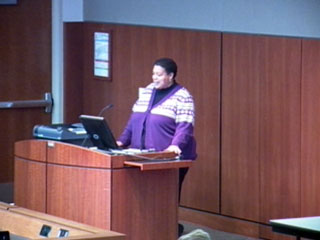 Picture from UW-Madison Campus Libraries Reference Retreat ILL, Uborrow & WiLS... video