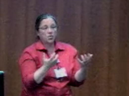 Picture from AFCH Faculty Meeting video