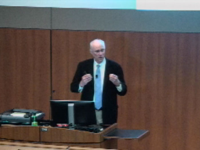 Picture from Wisconsin Alzheimer's Institute presents Anesthesia, Surgery and Dementia by Kirk Hogan, MD, JD video
