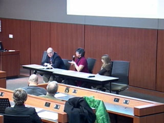 Picture from ICTR Type 2 Translational Research Pilot Panel Presentation: Lessons Learned video