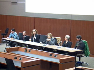 Picture from Building Effective Mentoring Relationships: Panel of Scholars and Mentors video