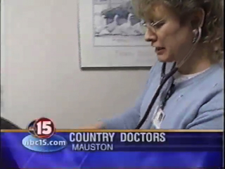 Picture from Country Doctors video