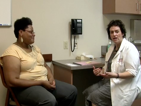 Picture from Patient Interview: Introduction video