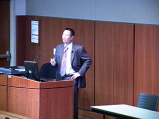 Picture from Michael Ip Seminar