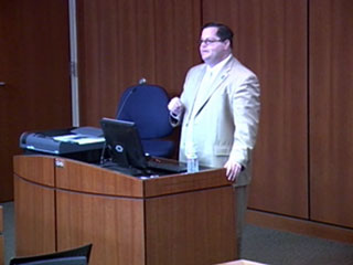 Picture from Transplant Grand Rounds - Dr. Michael Ison video