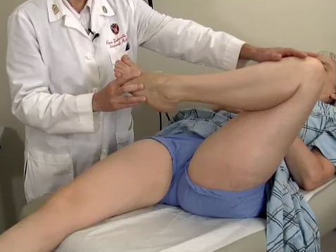Picture from Physical Exam: Lower Extremities video