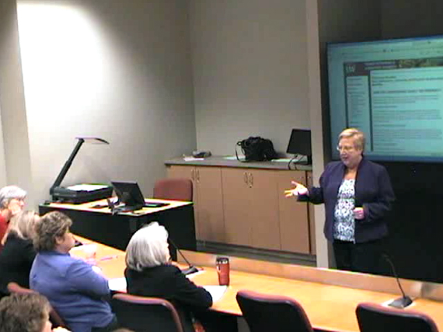Picture from UW Retirement Planning Presentation video